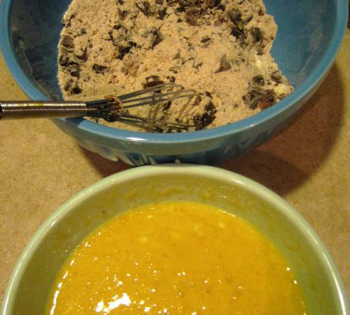 Banana Bread Batter
