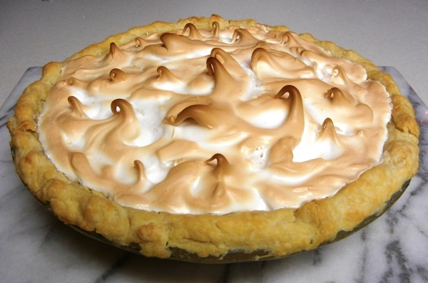 Michelle's Lemon Meringue Pie